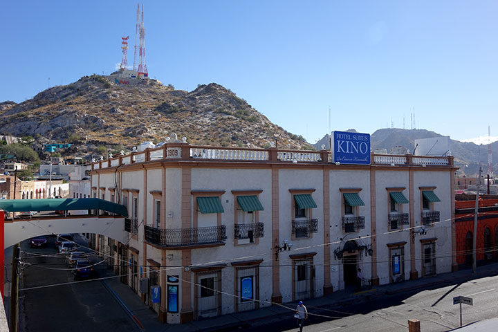 The Kino, Hermosillo