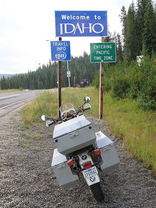 Idaho Welcome