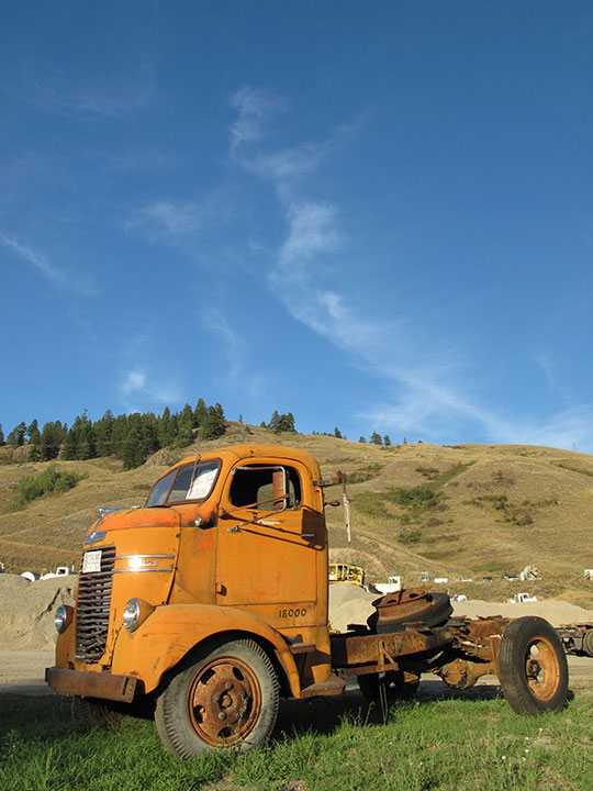 Cabover in WA