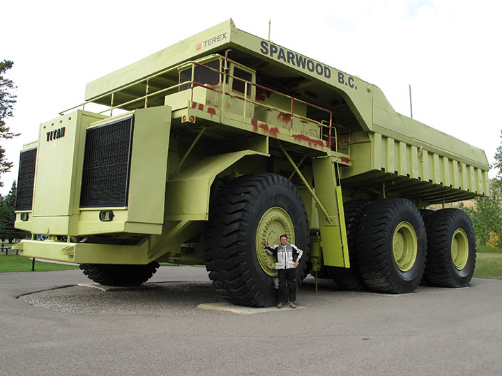 Titan Worlds Biggest Truck
